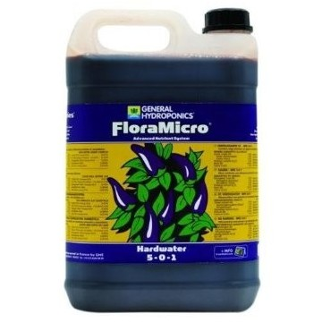 Ghe Flora Series Micro Hard Water 1 L