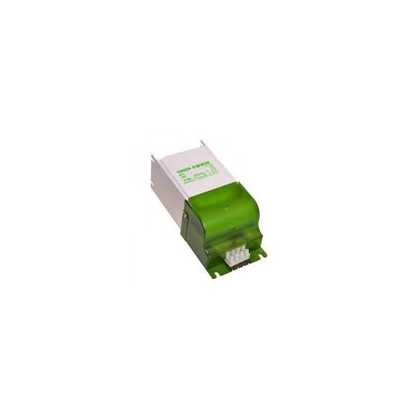 Kit 400 W HPS standard - bulbo 400 w Phytolite con riflettore standard ed alimentatore magnetico