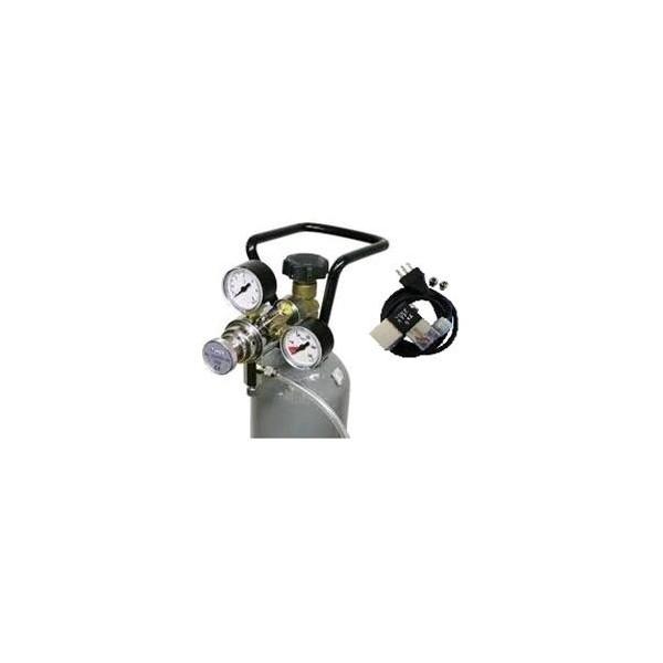 Kit CO2 ricardicabile con bombola da 5 Kg