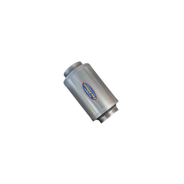 Silenziatore diam. 125 Can-Filter lunghezza 45 cm