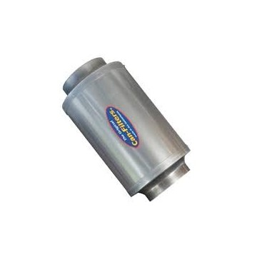 Silenziatore diam. 100 Can-Filter lunghezza 45 cm