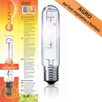 Kit coltivazione indoor basic con lampada 150 w HPS