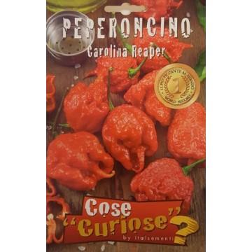 Carolina Reaper - Il Peperoncino più piccante del Mondo