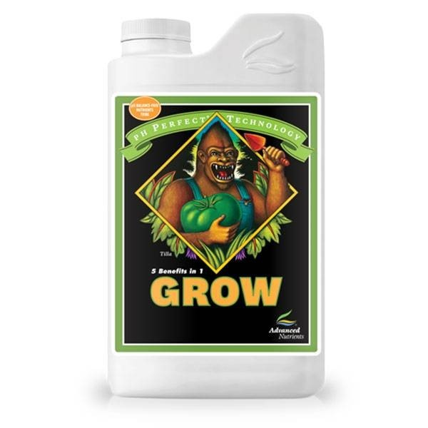 Advanced Nutrients Grow PH Perfect 500ml - 1L - 5L