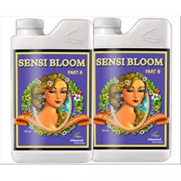 Sensi Bloom A+B 500ml - 1L - 5L Advanced Nutrients