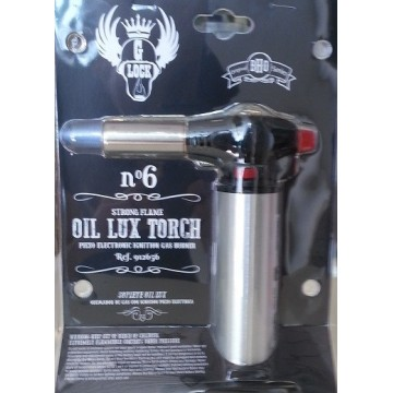 Accendino a gas per BHO Oil Lux Torch