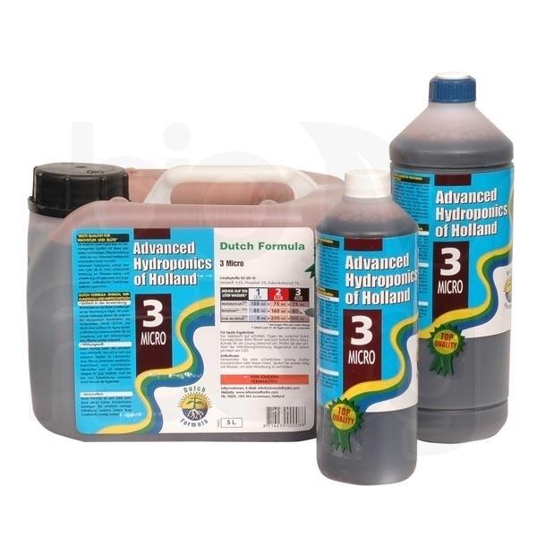 Dutch Formula Micro Advanced Hydroponics