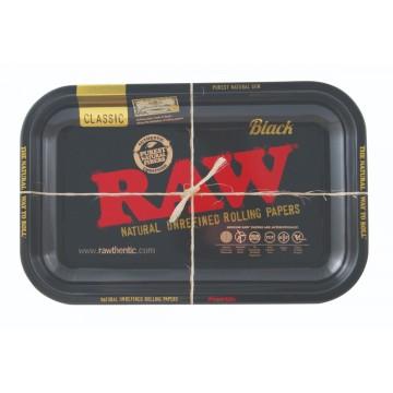 Vassoio RAW nero medio