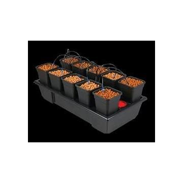 Wilma GrowSystem 10 Vasi(10x6,5L)
