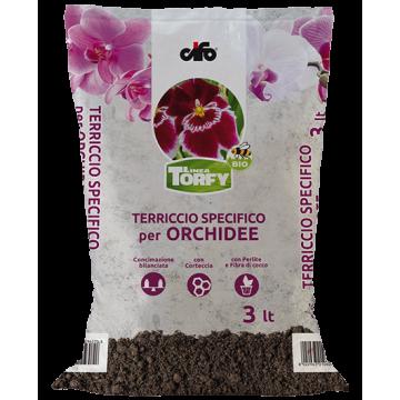 Terriccio per Orchidee 3L...