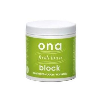 Ona Block Fresh Linen (Limone) 170 gr