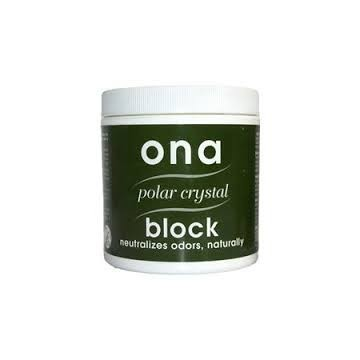 Ona Block Fresh Polar Cristal 170 gr