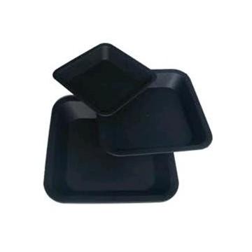 Sottovaso In Plastica 21x21x3 Per Vasi Da 6,5 L