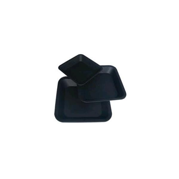Sottovaso In Plastica 25x25 Per Vaso Da 11 L