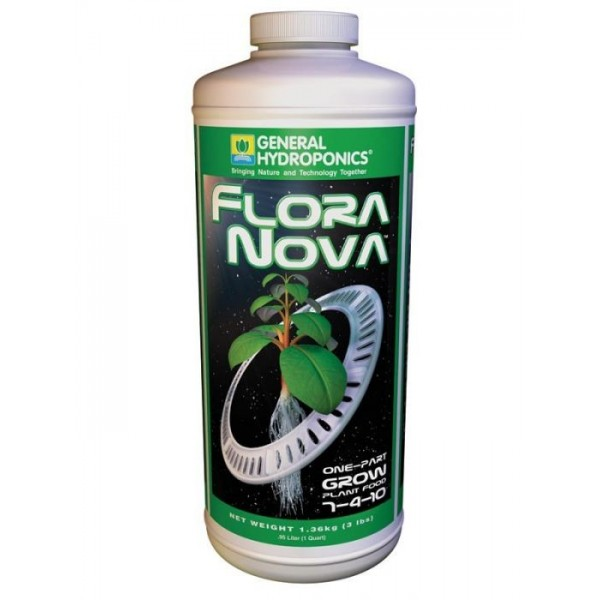 Ghe Floranova Grow Superconcentrato 473 ml