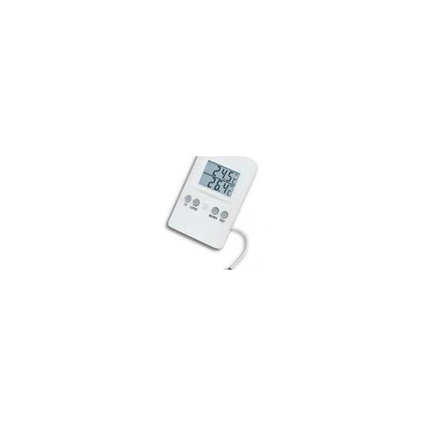 Cornwall Termoigrometro Digitale Con Sonda Esterna