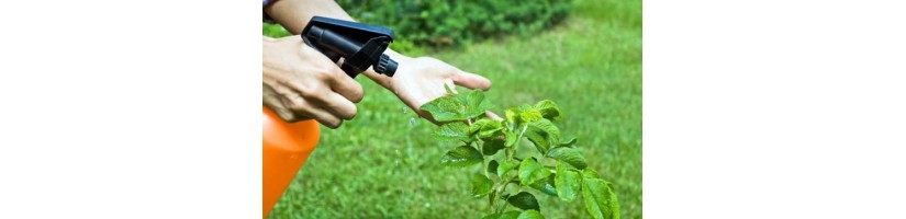 Antiparassitari Fungicidi e salute - Garden West GrowShop Milano