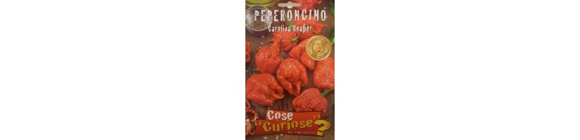 Semi Di Peperoncino - Garden West GrowShop Milano