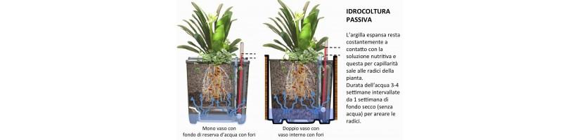 Sistemi idroponici passivi e DWC - Garden West GrowShop milano