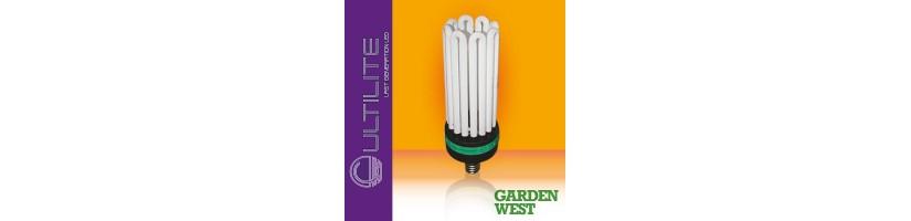 Lampade CFL Agro - Illuminazione indoor Garden West GrowShop Milano