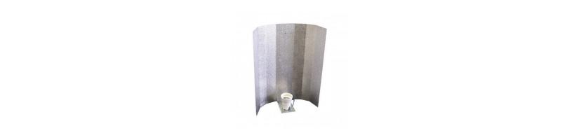 Riflettori HPS/MH - Illuminazione Indoor Garden West GrowShop Milano