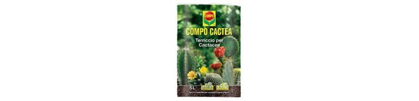 Terriccio Cactacee-Piante Grasse - Garden West GrowShop